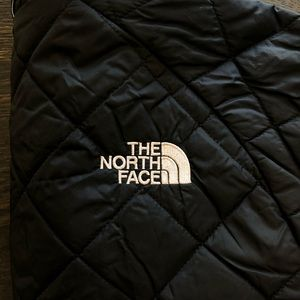 - North face quilted jacket
